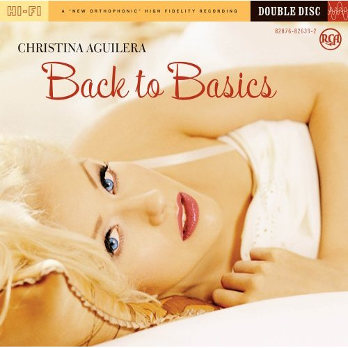 AGUILERA, CHRISTINA - BACK TO BASICS