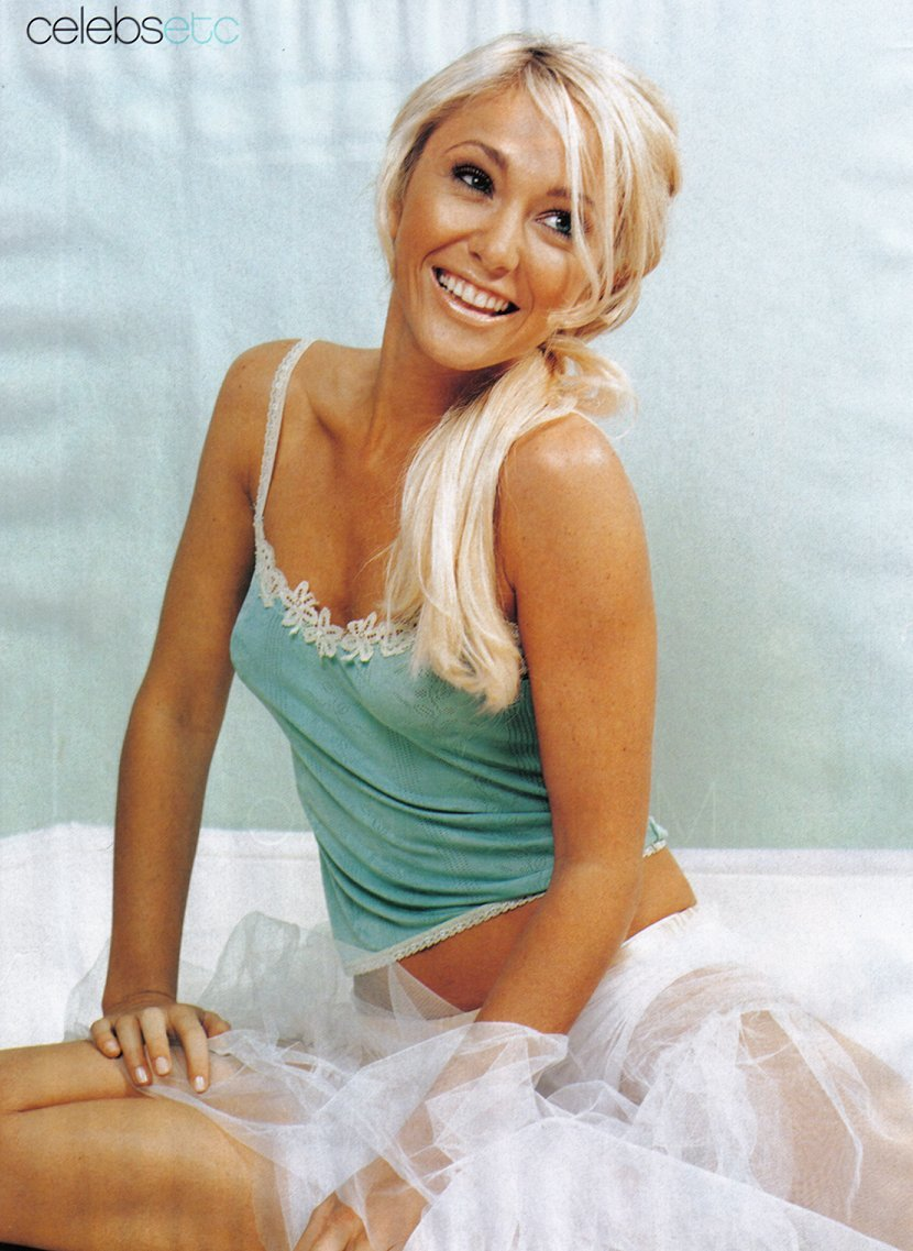 suits Jenny Frost photos