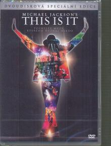 Michael Jackson:<br> - This Is It